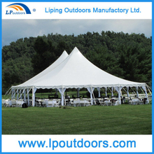 12X18m Event Pegs Pole Tent con Cathedral Windows Walls